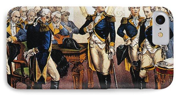 Washingtons Farewell Phone Case by Granger