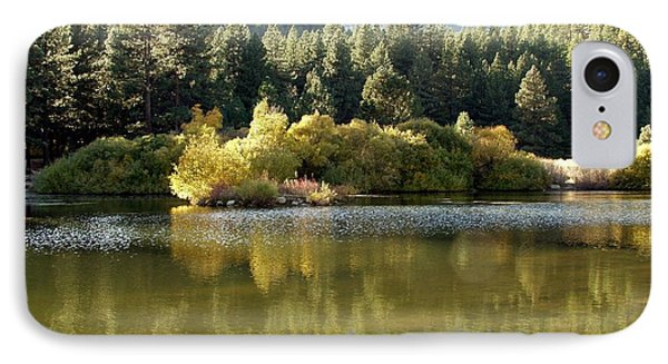 IPhone Case featuring the photograph Washoe Valley by Carol Sweetwood