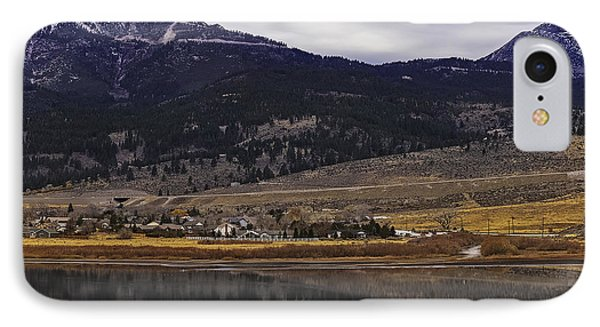 Washoe Valley IPhone Case by Nancy Marie Ricketts