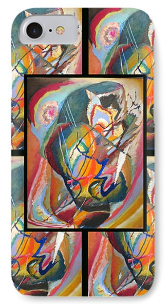 Wassily Kandinsky 2 IPhone Case