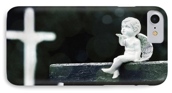 Watching Over Them Phone Case by Trish Mistric
