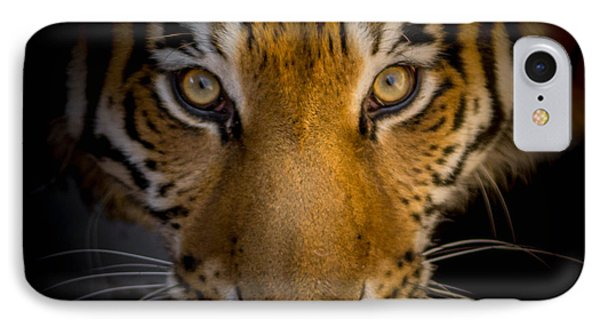 Watching You IPhone Case by Ernie Echols