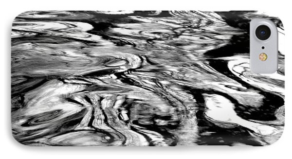 Water Abstract IPhone Case by Deborah  Crew-Johnson