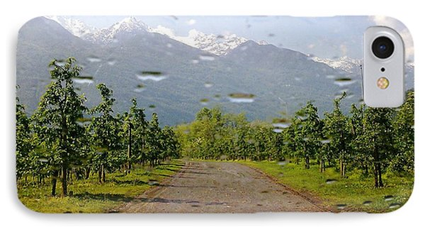 IPhone Case featuring the photograph Water And Apple Juice by Giuseppe Epifani