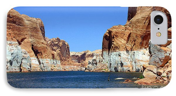 Water Canyons Phone Case by Bob Hislop