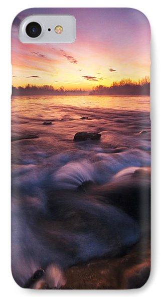 Water Claw Phone Case by Davorin Mance