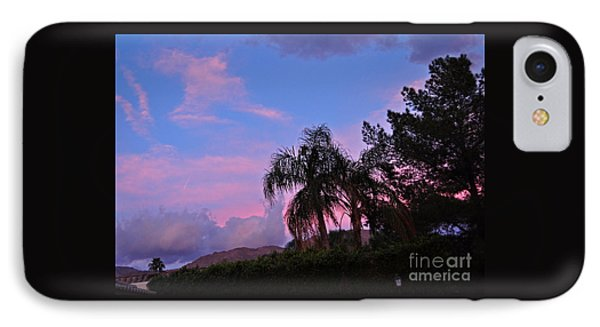 Water Colored Sky IPhone Case by Jay Milo