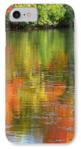 Water Colors IPhone Case by Ann Horn