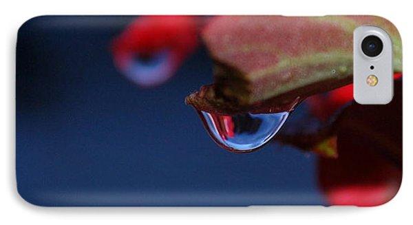 Water Coloured Rhapsody IPhone Case by Marija Djedovic