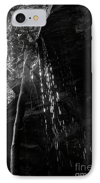 Water Drops After Storm Phone Case by Dan Friend