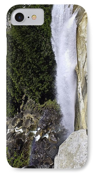 IPhone Case featuring the photograph Water Fall by Brian Williamson