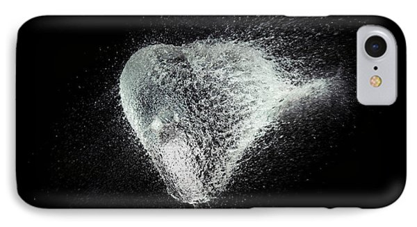 Water Heart IPhone Case