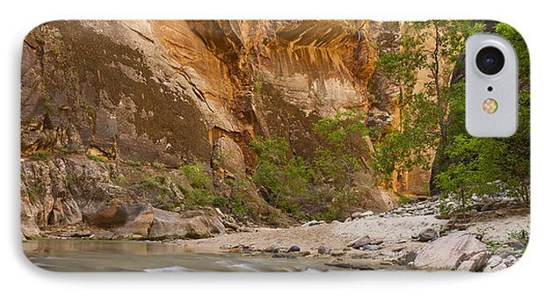 Water In The Narrows Phone Case by Bryan Keil
