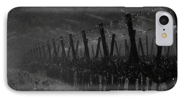 Water Into Wine IPhone Case by Bill Gallagher