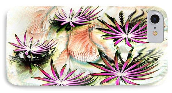Water Lilies IPhone Case by Anastasiya Malakhova