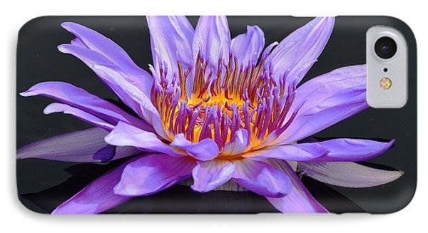 Water Lily - Aquarius IPhone Case