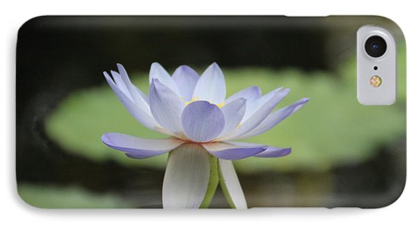 IPhone Case featuring the photograph Water Lily by Lynn England