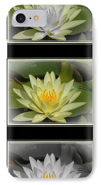 IPhone Case featuring the photograph Water Lily by Teresa Schomig