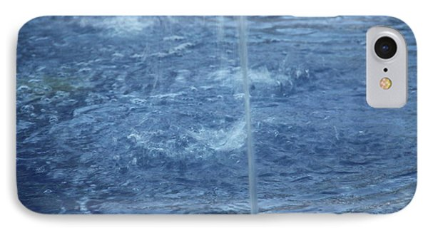 Water IPhone Case by Mustafa Abdullah