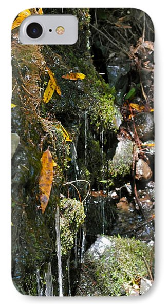 IPhone Case featuring the photograph Water Of Life by Michele Myers