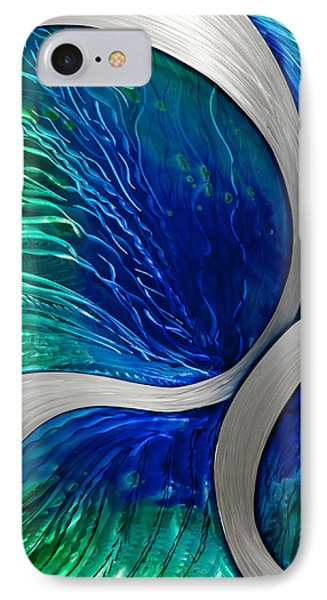 Water Spout Phone Case by Rick Roth