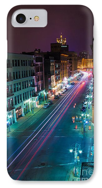 Water Street Zip Phone Case by Andrew Slater