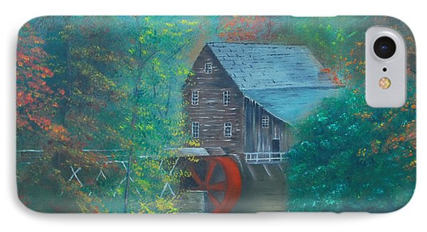 Water Wheel House  Phone Case by Dawn Nickel