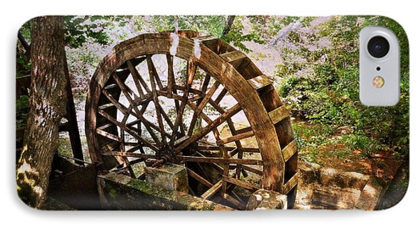 Water Wheel Phone Case by Marty Koch