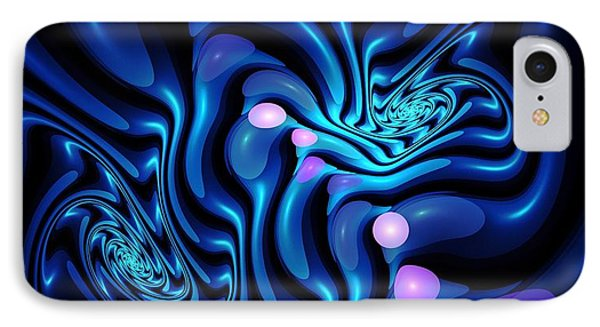 Waterbending IPhone Case by Anastasiya Malakhova