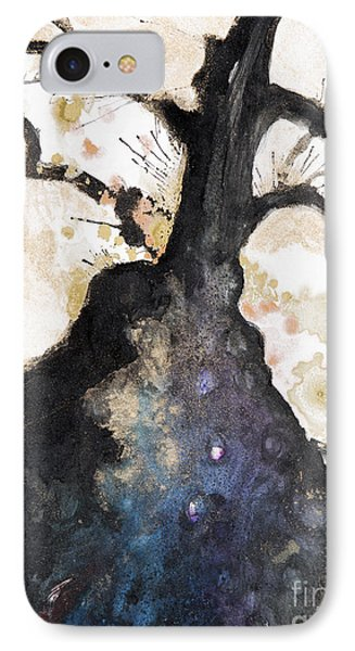 Watercolor Branches Phone Case by Tara Thelen