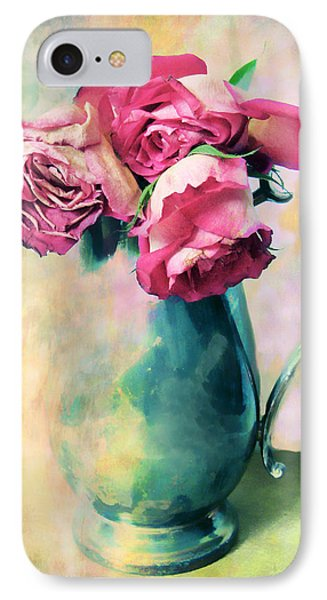 Watercolor Still Life IPhone Case