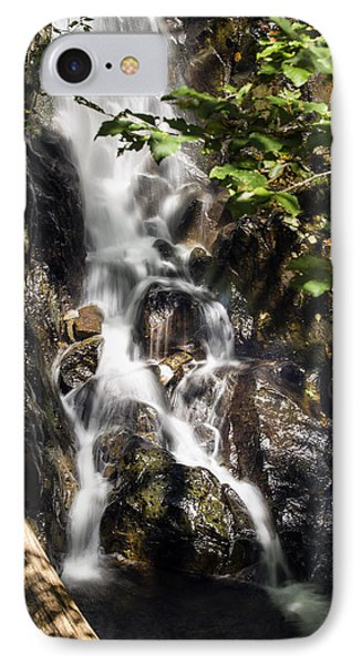 IPhone Case featuring the photograph Waterfall 2 by David Lester