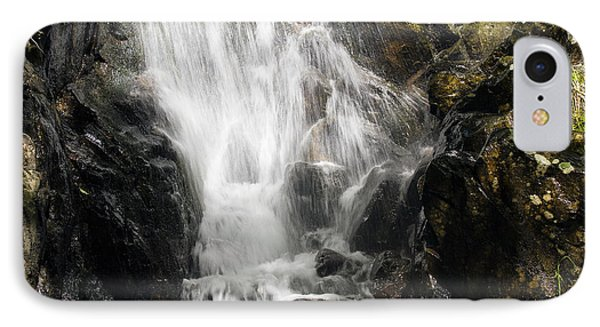 IPhone Case featuring the photograph Waterfall 3 by David Lester
