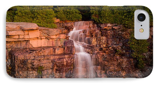 Waterfall Phone Case by Allan Johnson