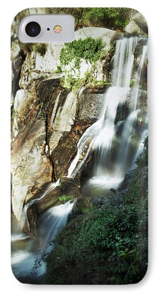 Waterfall I Phone Case by Marco Oliveira