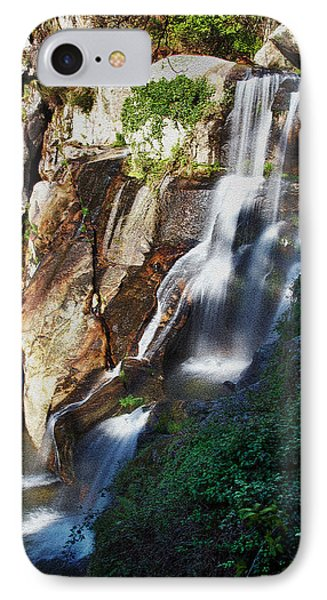 Waterfall II Phone Case by Marco Oliveira