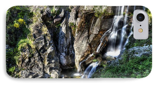 Waterfall IIi Phone Case by Marco Oliveira