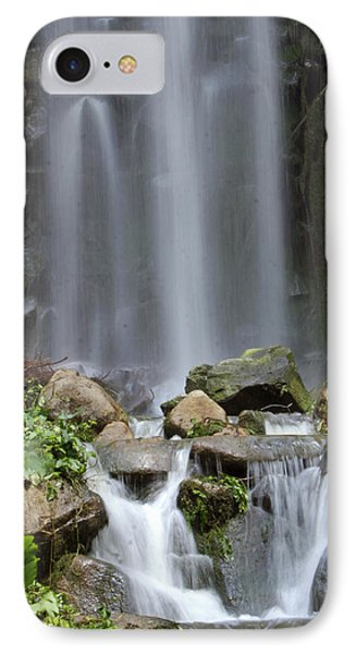IPhone Case featuring the photograph Waterfall In Singapore by Shoal Hollingsworth