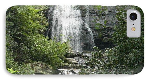 Waterfall Phone Case by Linda Brown