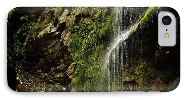 Waterfall Phone Case by Mariusz Zawadzki