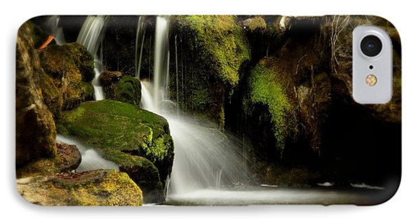 Waterfall - Naramata Dsc0043 IPhone Case