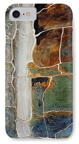 Waterfall Slate IPhone Case by Holly Blunkall