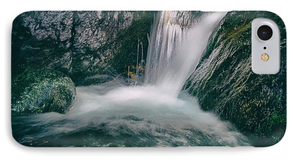 Waterfall Phone Case by Stelios Kleanthous