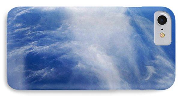 Waterfalls In The Sky IPhone Case by Belinda Lee