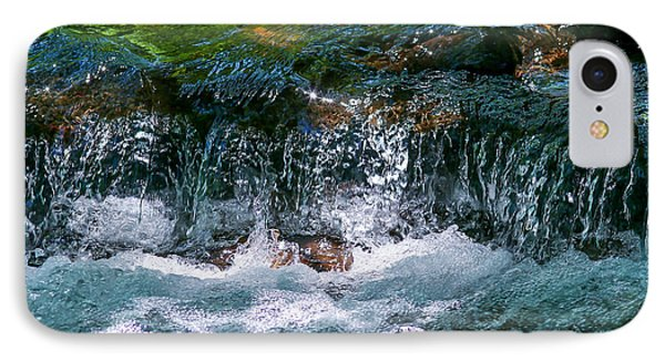 IPhone Case featuring the photograph Waterflow by Dennis Bucklin