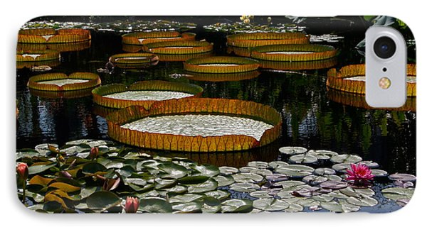 Waterlilies All IPhone Case