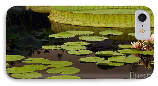 Waterlily Charm IPhone Case