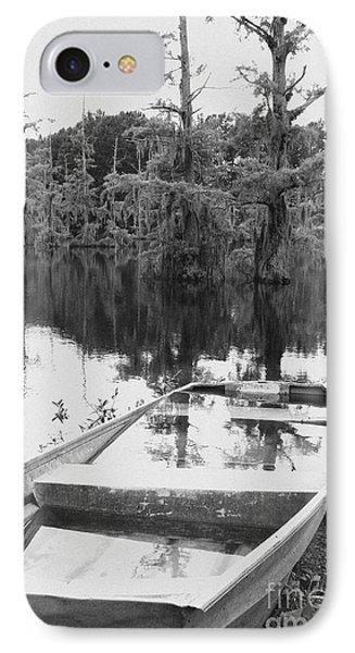 Waterlogged Phone Case by Scott Pellegrin