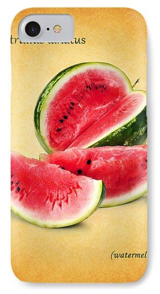 Watermelon IPhone Case by Mark Rogan
