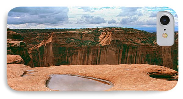 Waterpocket Pools, Canyon De Chelly IPhone Case by Panoramic Images
